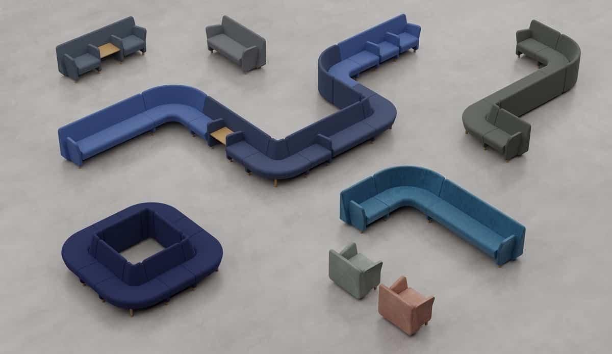 sofa modular wiz 3