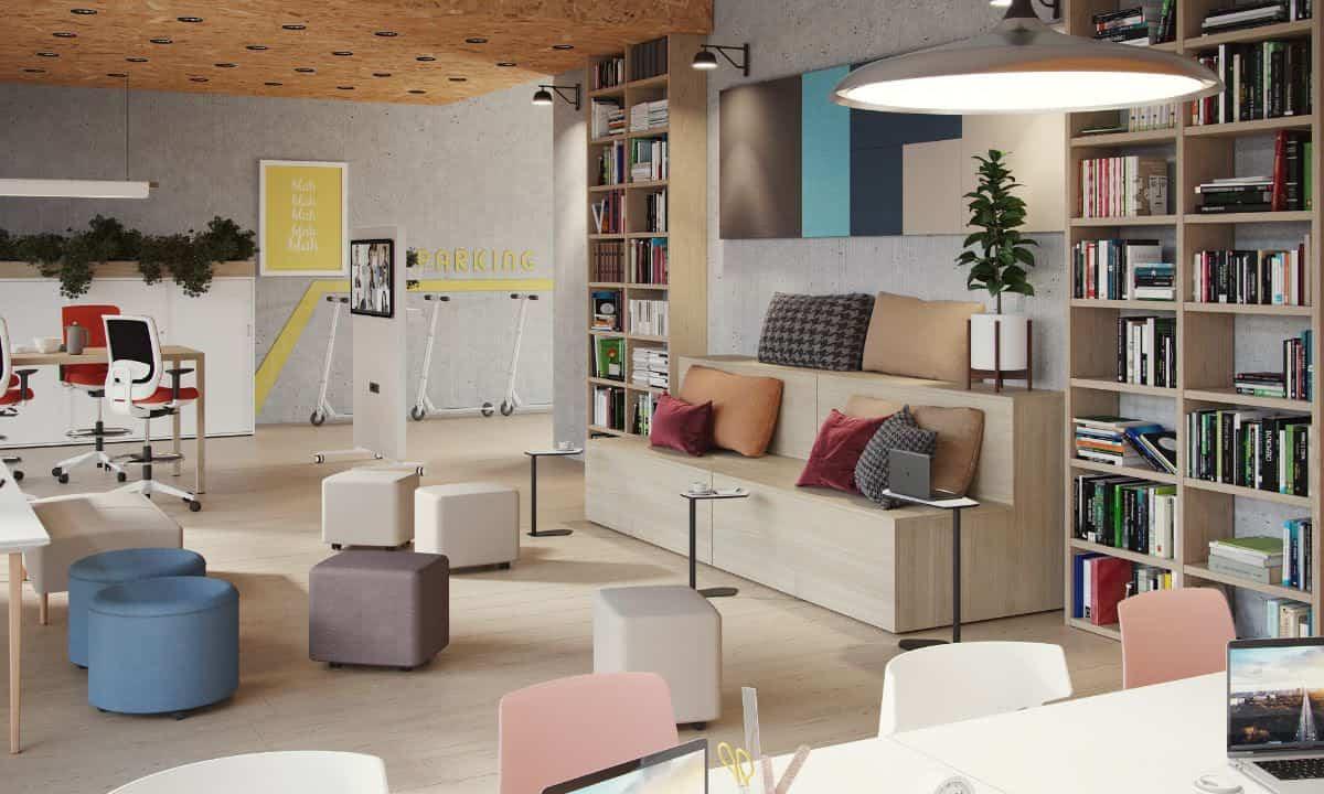 crear espacios saludables